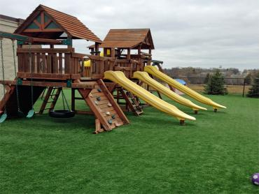 Artificial Grass Cottonwood Heights, Utah Backyard Playground, Commercial Landscape artificial grass
