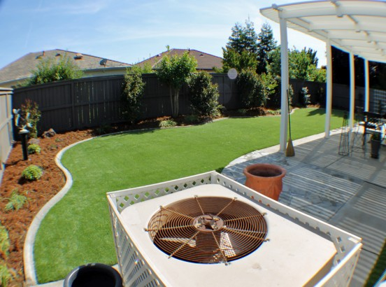 Artificial Grass Photos: Artificial Grass Installation Mount Pleasant, Utah Backyard Playground, Backyard Designs