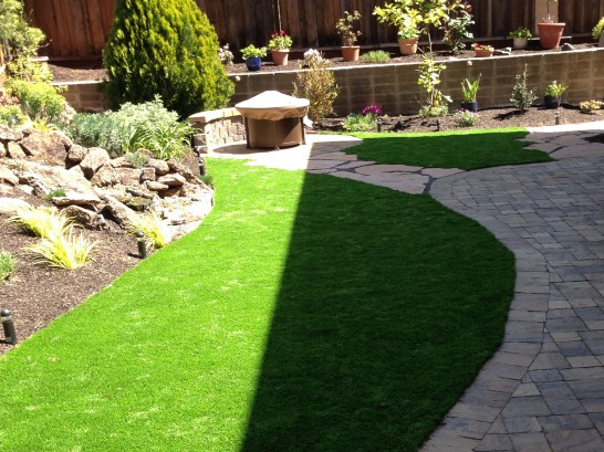 Artificial Grass Photos: Artificial Lawn Fairview, Utah City Landscape