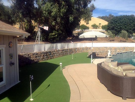 Artificial Grass Photos: Artificial Turf Installation Neola, Utah Indoor Putting Green, Backyard Landscape Ideas