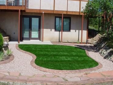 Artificial Turf West Point Utah Lawn And Landscape Front Yard Design
