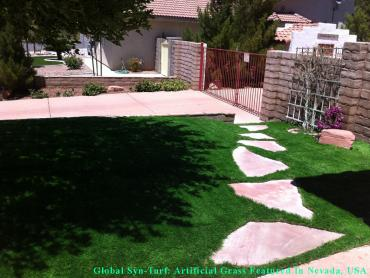 Artificial Grass Photos: Grass Installation Draper, Utah Home And Garden, Front Yard Landscaping