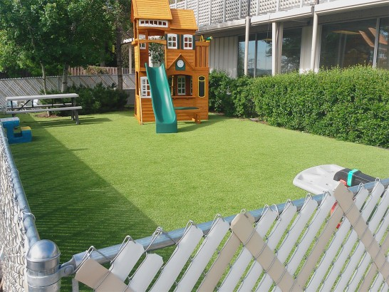 Artificial Grass Photos: Grass Installation Fruit Heights, Utah Landscape Photos, Backyard Makeover