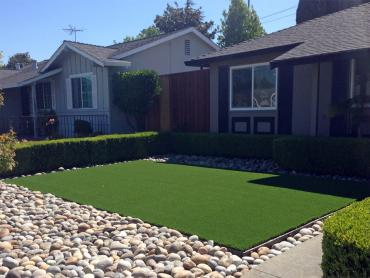 Artificial Grass Photos: Grass Installation Stansbury park, Utah Lawns, Front Yard Design