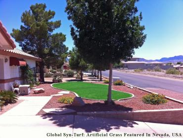 Artificial Grass Photos: Grass Turf Sandy Hills, Utah Backyard Deck Ideas, Small Front Yard Landscaping