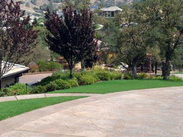 Artificial Grass Photos: Green Lawn Huntington, Utah Landscape Rock, Front Yard Design
