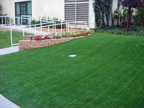 Artificial Grass Photos: How To Install Artificial Grass Wallsburg, Utah Roof Top, Front Yard