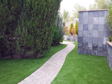 Artificial Grass Photos: Installing Artificial Grass Rush Valley, Utah Landscaping Business, Commercial Landscape