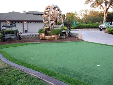 Synthetic Grass South Jordan, Utah How To Build A Putting Green, Landscaping Ideas For Front Yard artificial grass
