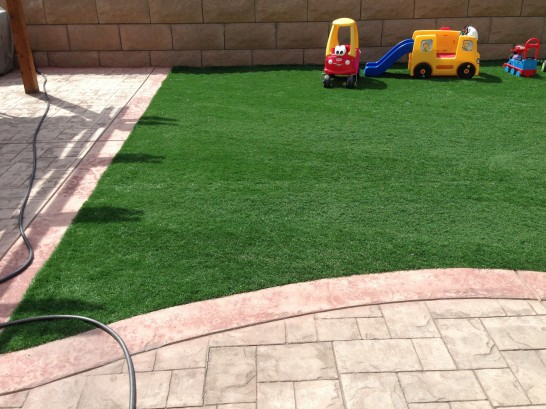 Synthetic Turf West Mountain, Utah Playground Turf, Pavers artificial grass