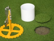 Circle Cutter Synthetic Grass Utah