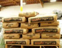Kiln Dry Silica Sand Synthetic Grass Utah