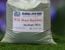 Green Sand Synthetic Grass Utah