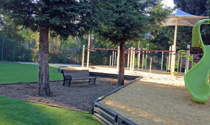 Artificial Grass for Playgrounds in Utah